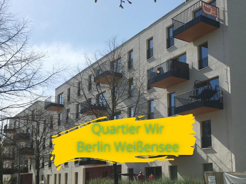 Quartier Weissensee